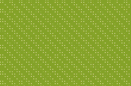Dotted pattern with circles, dots, point large scale. Design element for web banners, posters, cards, wallpapers, sites, panels.  Green color