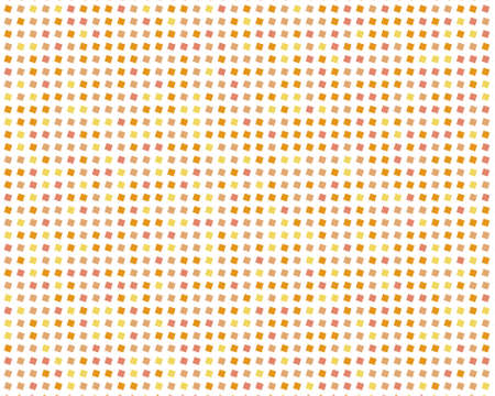 Abstract geometric pattern with small squares. Design element for web banners, posters, cards, wallpapers, backdrops, panels Colorful Vector illustration Illustration