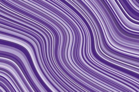 Abstract background with oblique wavy lines. Vector illustration. Violet, purple color
