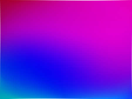 Gradient abstract background. Blurred bright colors, colorful rainbow pattern. Multicolored fluid shapes for Web and Mobile Applications, social media, modern decoration Vector illustration