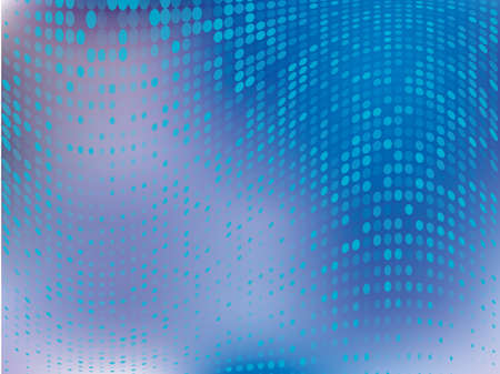 Abstract colorful halftone pattern. Futuristic panel. Gradient background Gunge dotted backdrop with gradient, circles, dots, point. Design element for web banners, posters, cards, wallpapers, sites. Illustration