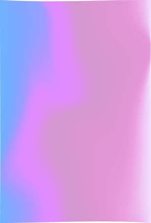 Colorful holographic background. Bright fluid liquid. Neon holography texture. Hologram glitch effect. Smooth blur backdrop. A trendy pattern for screensavers, banners, wallpapers for your phone