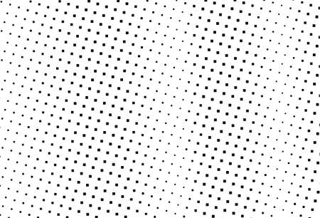 Abstract geometric pattern with small squares