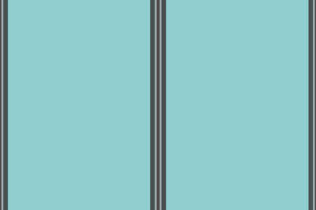 Vertical straight lines pattern in blue Ilustração