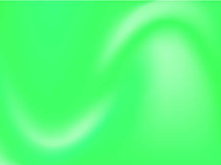 Abstract green blurred background. Smooth gradient texture color.