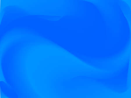 Abstract blue blurred background. Smooth gradient texture color. Vector illustration. Shiny bright website pattern, Web and Mobile Applications, social media,banner header or sidebar graphic