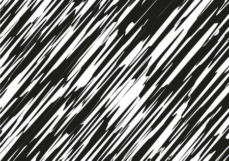 Asymmetrical texture with random chaotic lines pattern.