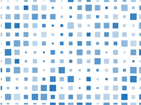 Abstract geometric pattern with small squares image illustration