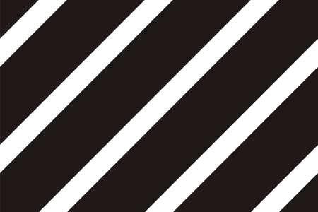 Black stripes diagonal seamless pattern.