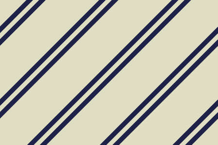 Striped diagonal background For printing on fabric with slanted lines Vector illustration Vectores