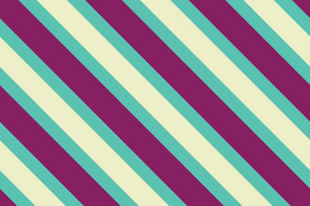Seamless pattern. Green Stripes on light background. Striped diagonal pattern For printing on fabric, paper, wrapping, scrap booking, banners.