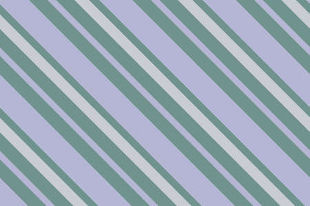 Seamless pattern. Green Stripes on violet background. Striped diagonal pattern For printing on fabric, paper, wrapping, scrapbooking, banners Background with slanted lines Vector illustration