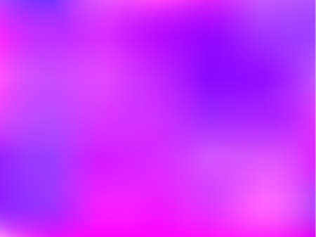 Ultra violet abstract template. Colorful pattern in abstract style with gradient. A completely new design for your business. Shiny bright website backdrop, Mobile Applications, social media, banners Illustration