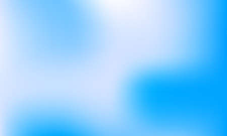 Vibrant light blue gradient background. Style 80s - 90s. Colorful texture in pastel,  neon color. For your creative design cover, screensavers, banners, book, printing, gift card, fashion, phone.