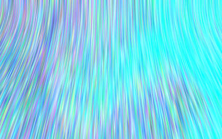 Illuminating lines, vibrant gradient color. Luminous texture. Bright, neon stripes. Vector illustration. Modern geometrical abstract pattern with staves Holographic background