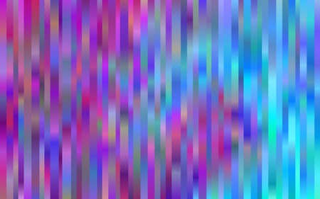 Luminous texture. Bright, neon stripes. Illuminating lines of different shades of UV color. Vector illustration. Modern geometrical abstract pattern with staves Holographic background