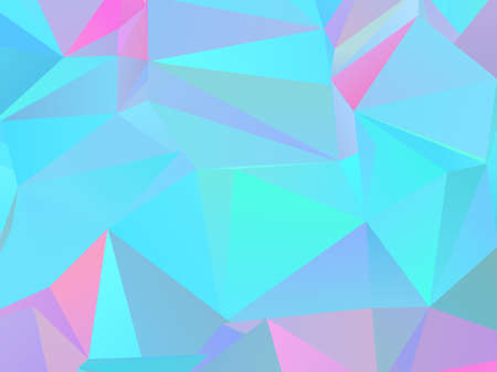 Simple geometric background. Minimal design. Abstract the combination of colored paper. Triangles, shapes of different scale and shape. Vector illustration. The trend of flat, minimalist style. Illustration