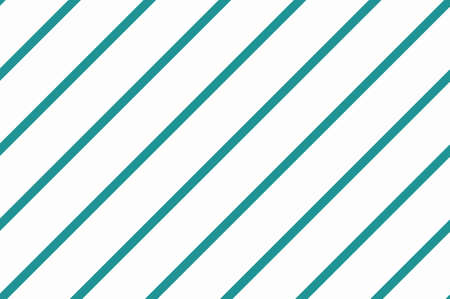 Repetitive geometric pattern with sloping lines, stripes. Design for printing on fabric, paper, wrapper. Vector illustration in blue, green, turquoise shades