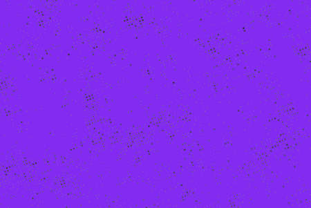 Shimmering dots on purple background. Bright festive pattern. Abstract backdrop with halftone effect Vector illustration Ilustração