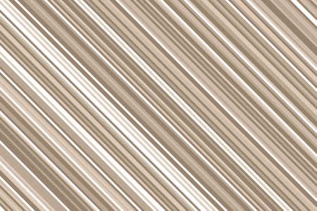 Elegant beige pattern with diagonal stripes. Simple, light geometric background. Vector illustration, rectangular, horizontal.