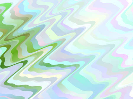 Pink, green vector pattern with liquid shapes. A vague circumflex abstract illustration with gradient. Bacground for your business design, posters, banners, social networks.