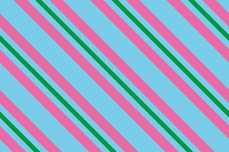 Seamless pattern. Striped diagonal pattern for printing on fabric, paper, wrapping, scrapbooking, websites Background with slanted lines Vector illustration. Christmas color Illustration