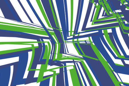 Resembles a complicated structure Grunge pattern. Abstract design. geometric coloured background. Vector illustration.