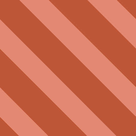 Seamless vector pattern with striped diagonal pattern Slanted lines Trendy coral color.