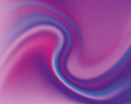 Dynamic background with undulating swirling pattern. Illusztráció