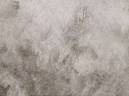 Vintage pattern with plaster for wallpaper design. Gray background. Gray grunge texture. Art decorative plaster. Wallpaper background. Vintage, old cement. Retro texture. Elegant backdrop