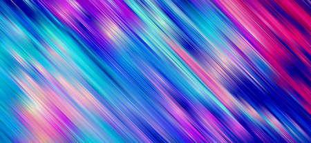Vibrant gradient pattern Bright rainbow lines Vector illustration.