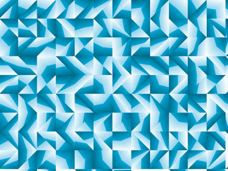 Blue gradient shapes. Background abstract pattern. Vector illustration. 向量圖像