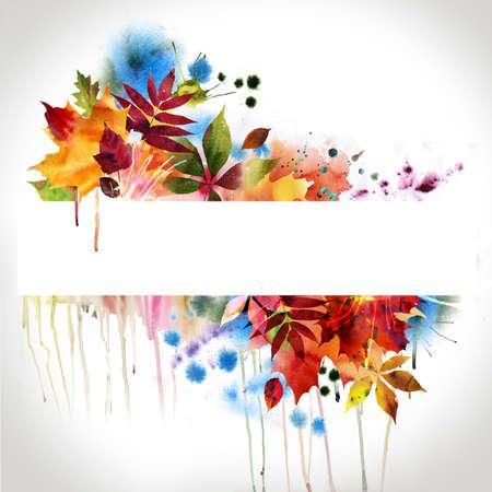 digital painting:  floral design, watercolor painting