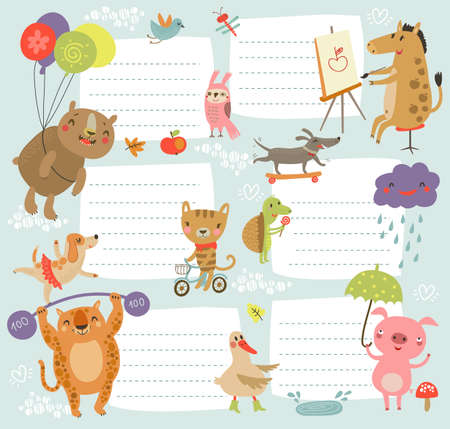 Cute kids background
