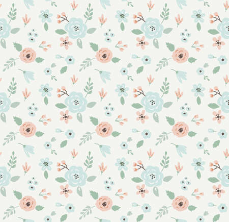 Floral background pattern Фото со стока - 100133816