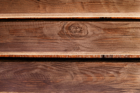 Wood texture. Background of brown wooden boards. Imagens