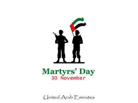 Commemoration for Martyr's day.