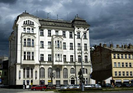 olomouc: Olomouc city in Czech Republic Editorial