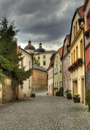 Olomouc city in Czech Republic Banque d'images
