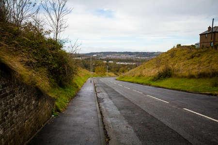 dover: White cliffs of Dover landscape photo