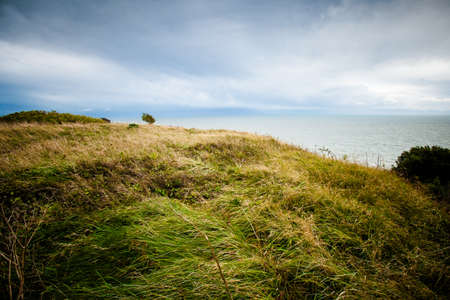 dover: White cliffs of Dover landscape photo