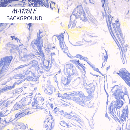 Hand drawn abstract marble texture. Beautiful marble background.  Handmade texture with liquid paint. Purple and gold ink.
