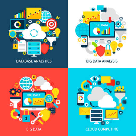 Big Data Flat Concepts
