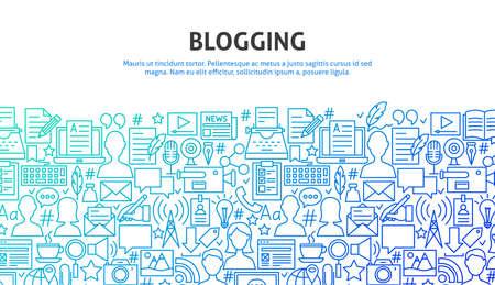 Blogging Design Concept