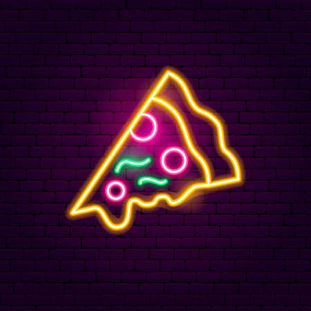 Pizza Neon Sign