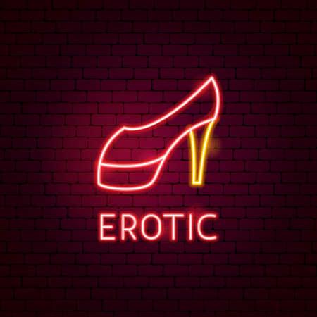 Erotic Neon Label