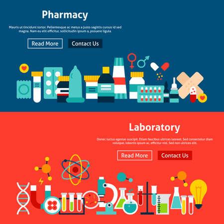 Website Pharmacy Banners