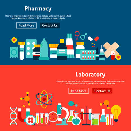 Website Pharmacy Banners