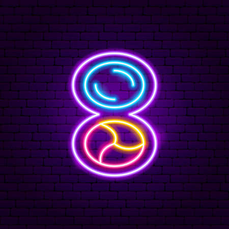 Compact Powder Neon Sign