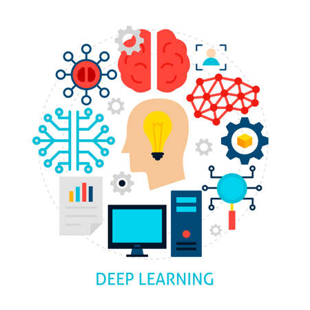 Deep Learning Flat Concept